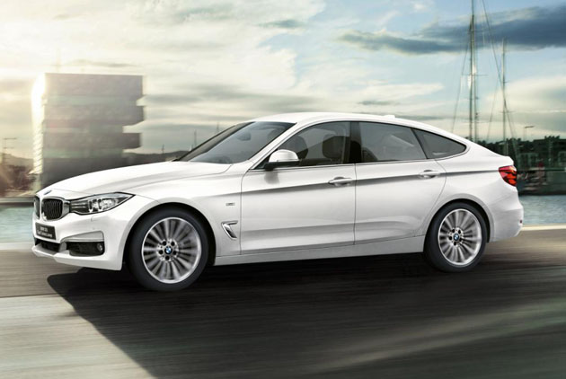 BMW 3-Series Gran Turismo Luxury Lounge Edition Launched In Japan