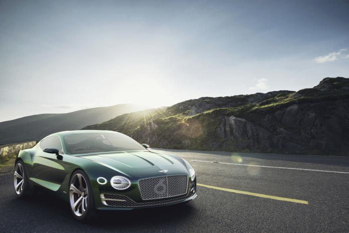 Bentley EXP 10 Speed 6 Unveiled At Geneva Motor Show
