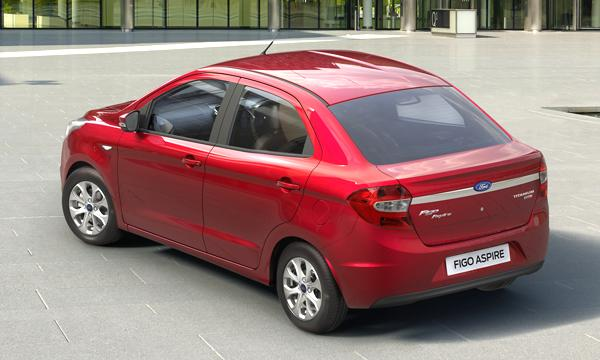 Ford India To Launch Figo Aspire In June 2015, Opens A New Plant In Gujarat