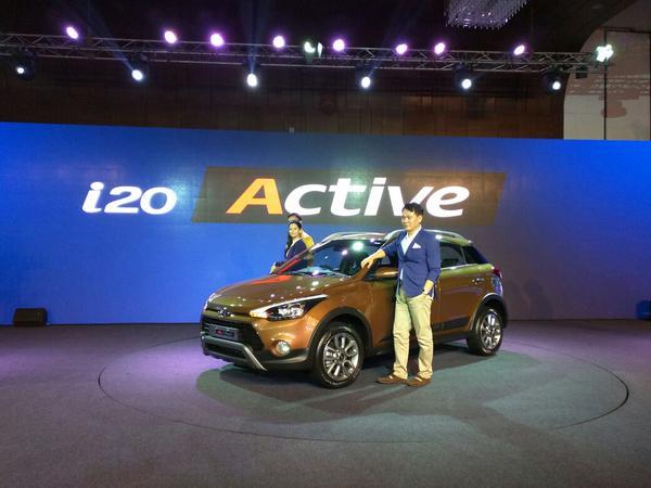 Hyundai i20 Active Launched At Rs 6.38 Lakh Ex-Showroom Delhi