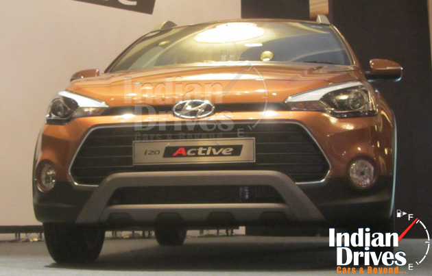 Hyundai i20 Active Variants Explained