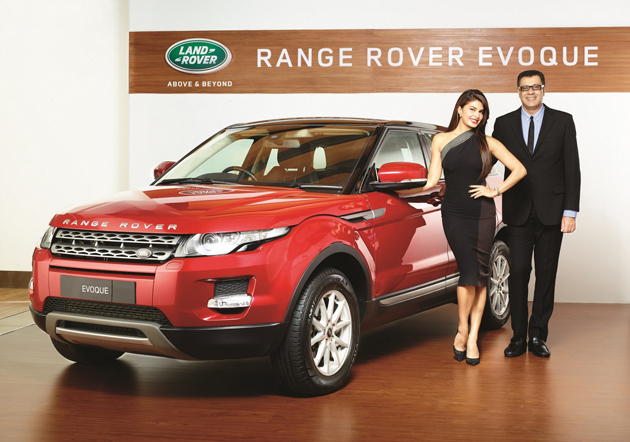 Locally Made Range Rover Evoque Launched