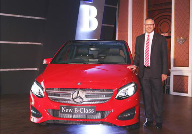 Mercedes-Benz B-Class Facelift Launched For Rs 27.95 Lakh Ex-Showroom Mumbai