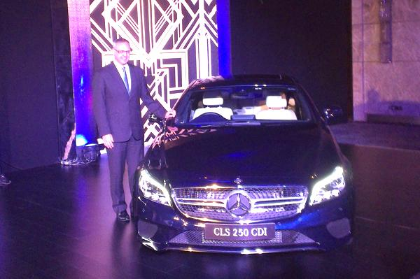 Mercedes-Benz CLS 250CDI Facelift Launched In India For Rs 76.5 Lakh
