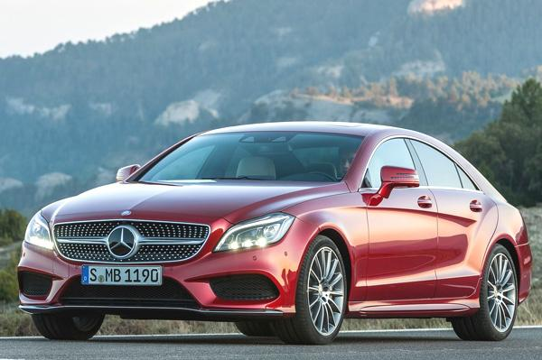 Mercedes CLS250 CDI And E400 Cabriolet India Launch