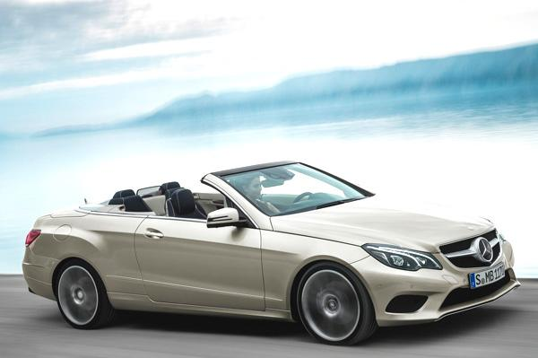 Mercedes CLS250 CDI And E400 Cabriolet India Launch On March 25, 2015