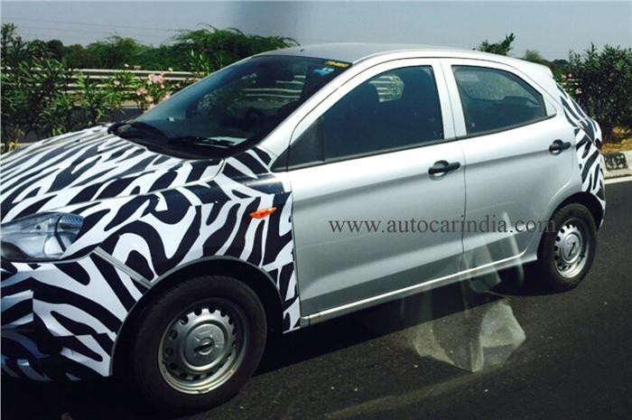 New Ford Figo To Get 1.2 Petrol Engine