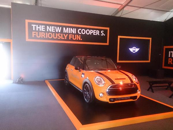 New Mini Cooper S Launched For Rs 34.65 Lakh Ex-Showroom India