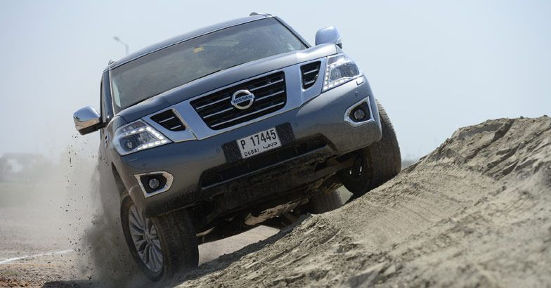 Nissan Patrol In India
