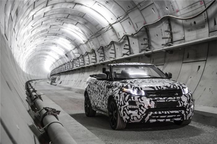 Range Rover Evoque Cabriolet Confirmed At Geneva Motor Show