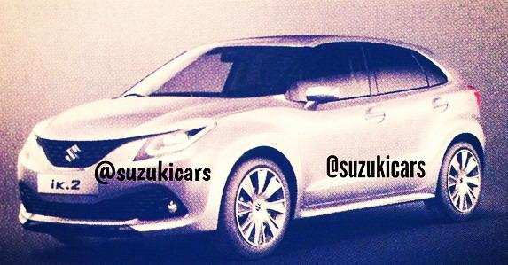 Suzuki iK-2 And iM-4 Concept Cars Leaked Ahead Of Geneva Motor Show 2015