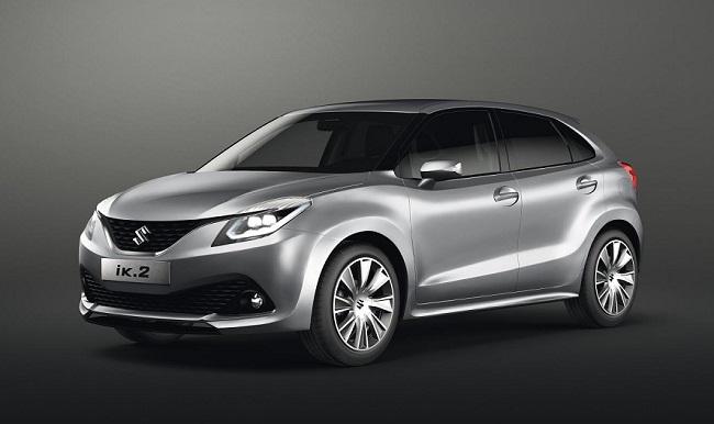 Suzuki iK-2 Hatchback Concept
