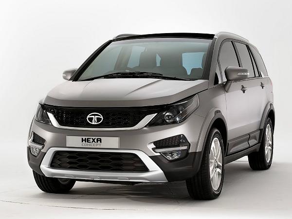 Tata Hexa Crossover Unveiled At Geneva Motor Show