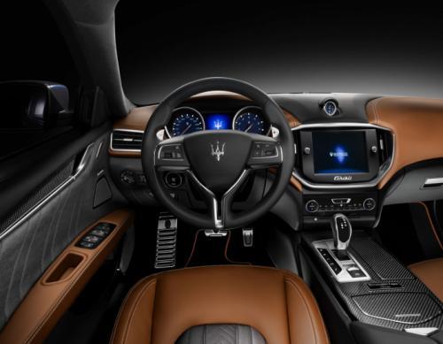 2016 Maserati Ghibli & Quattroporte To Get Ermenegildo Zegna Interior