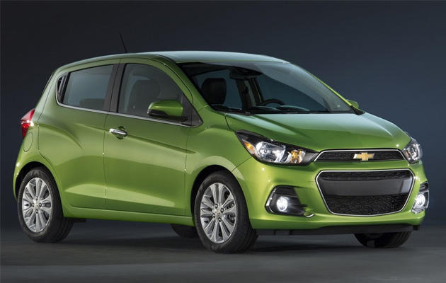 2016 Next-Gen Chevrolet Beat (Spark)