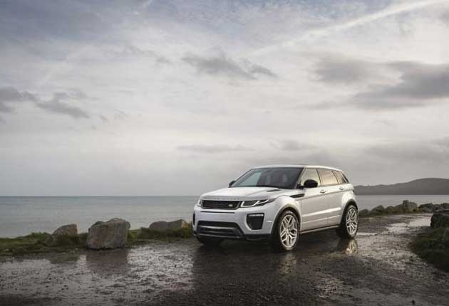 A New Range Rover Positioned Between Evoque And Sport Coming Soon?