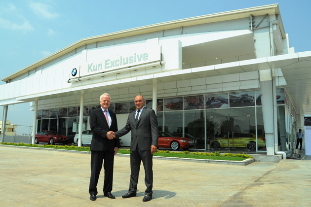 BMW India Inaugurates Second Dealership In Andhra Pradesh At Vijayawada