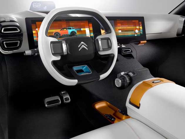Citroen Aircross Concept Unveiled