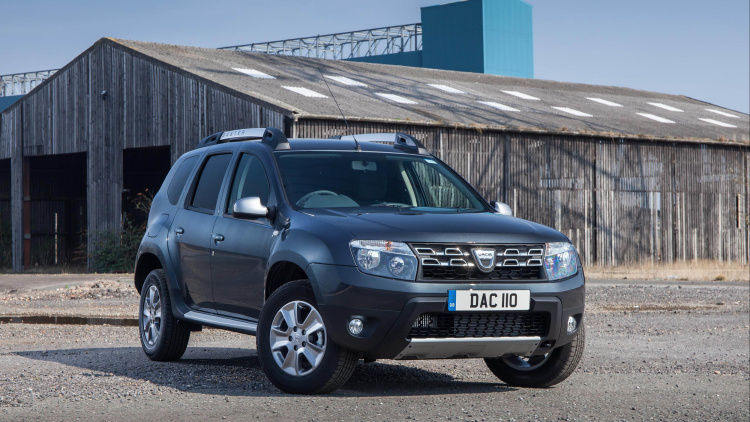 Dacia Duster Commercial Launched In UK