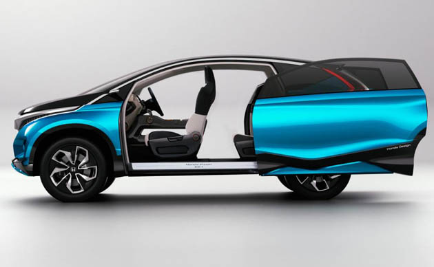 Honda Compact SUV To Get Option Of Seven Seats
