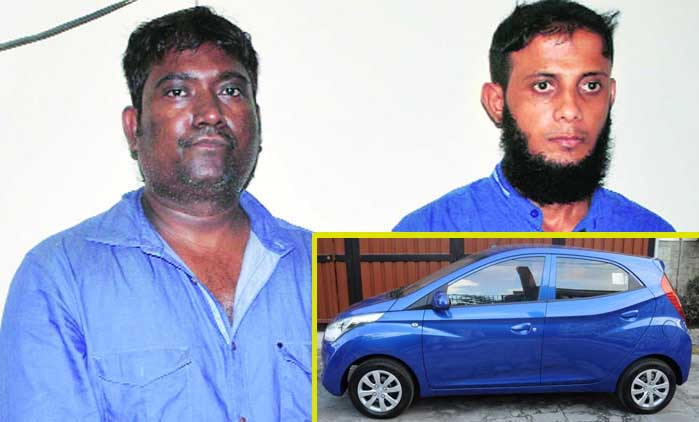 India's Biggest Car Thief Arrested: More Than 4k Cars Stolen