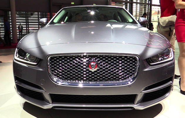 Jaguar Considers New Small Car Of Front-Wheel Drive: Rumours