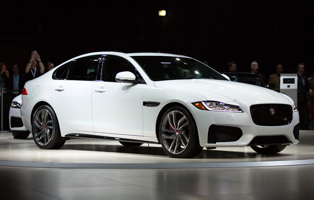 Jaguar XF To Get A Long-Wheelbase Version