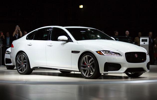 Jaguar XF To Get A Long-Wheelbase Version