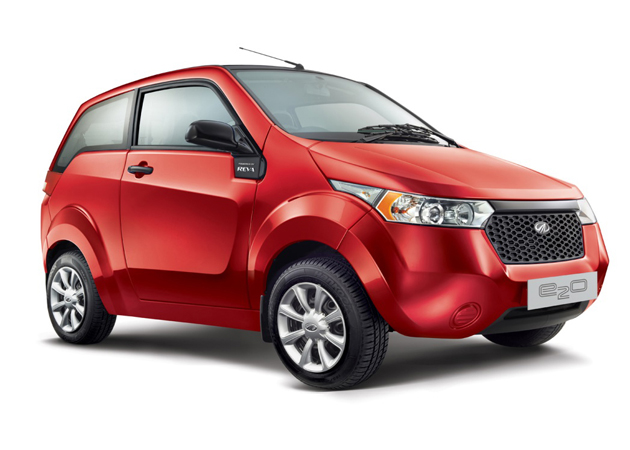 Mahindra e2o Price Slashed