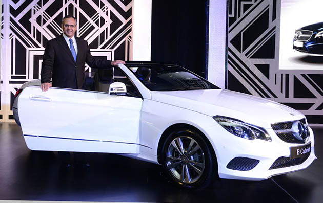 Mercedes-Benz Posts 53% Growth In March