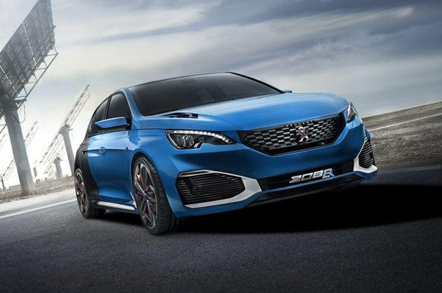 Most Powerful Hot Hatch: Peugeot 308 R HYbrid Unveiled With 500HP And AWD