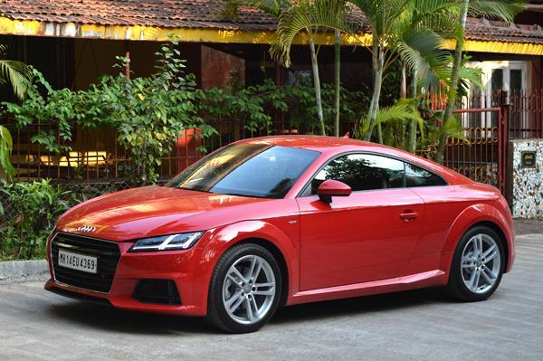 New Audi TT India Launch On April 23, 2015