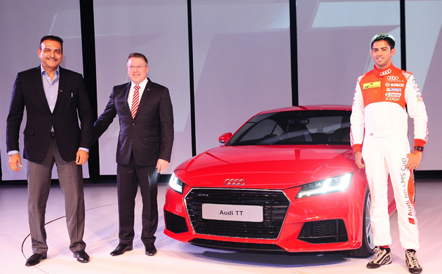 New Audi TT Launched For Rs 60.34 Lakh Ex-Showroom Mumbai