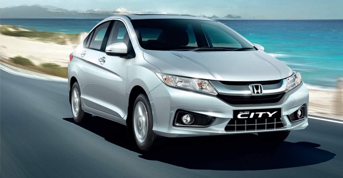 New Honda City Showcased In China At Shanghai Auto Show