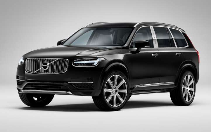 New Volvo XC90 India Launch In May 2015