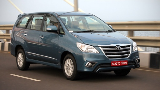 Next-Gen Toyota Innova Will Get Radical Styling
