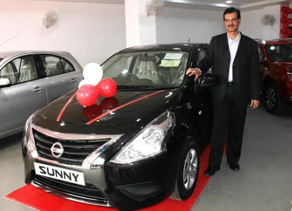 Nissan Opens Second Dealership In Guwahati
