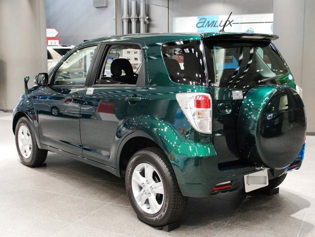 S101 Compact SUV