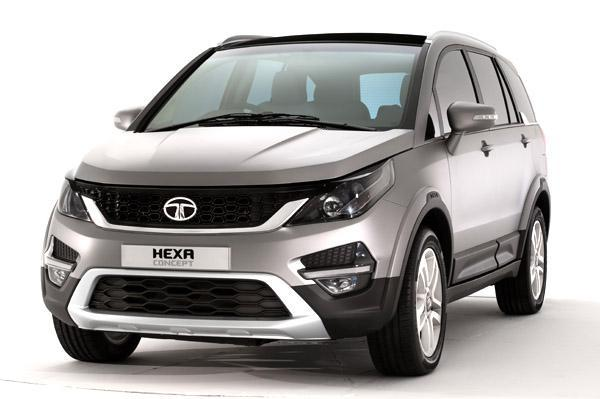 Tata Hexa Crossover To Get Six-Speed Automatic Transmission