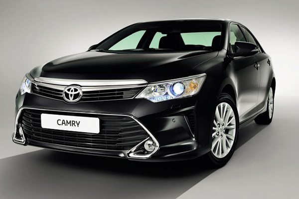 Toyota Camry Facelift India Launch On April 30, 2015
