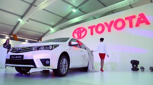 Toyota Registers Whopping Growth Of 62% In March 2015