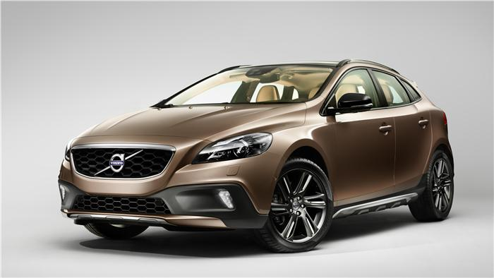 Volvo V40 Cross Country Petrol India Launch On April 20