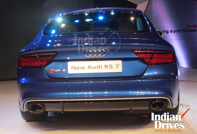 Audi RS7 Facelift Launched For Rs 1.4 Crore