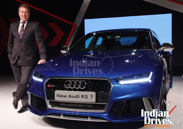 Audi RS7 Facelift Launched