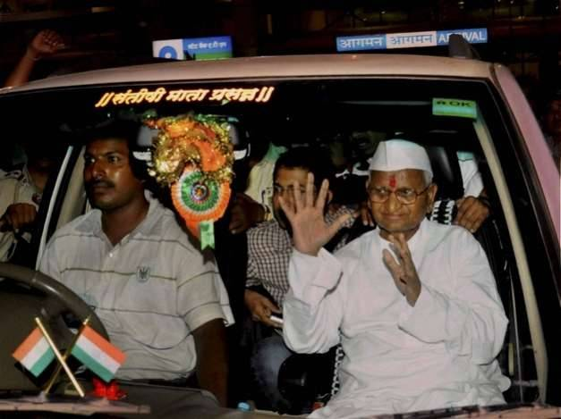 Anna Hazare's Iconic Mahindra Scorpio Is Up For Auction