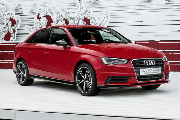 Audi A3 Style Package Unveiled At Worthersee