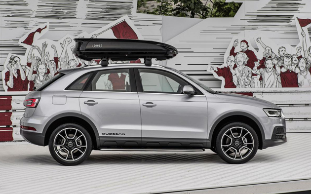 Audi A3 Style Package Showcased At Worthersee