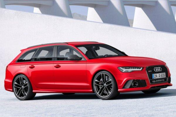 Audi RS6 Avant India Launch On June 4, 2015