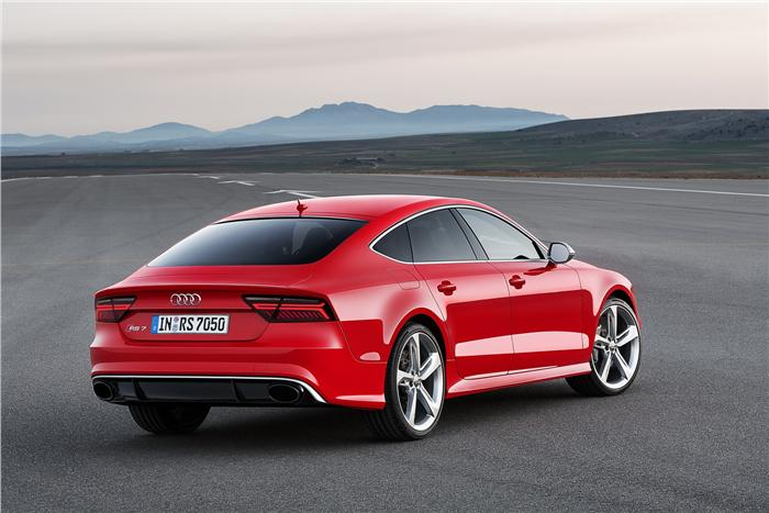 Audi RS7 Facelift India Launch On May 11, 2015