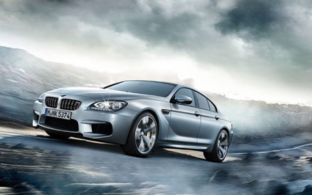 BMW 6-Series Gran Coupe Facelift India Launch